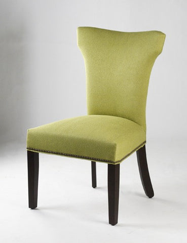 Cindy Dining Chair - Apple Green