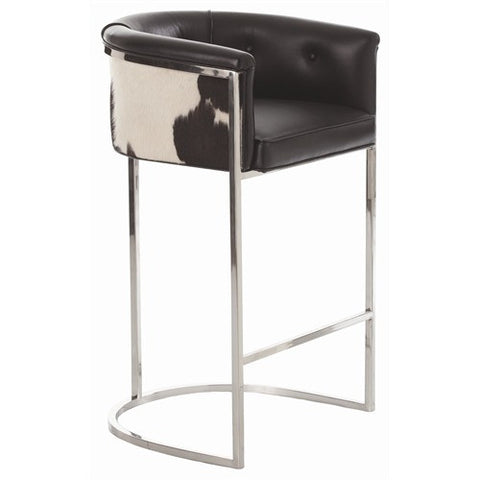 Calvin Hide Counter & Bar Stool - Arterors home
