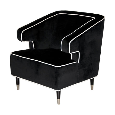 Arthur Velvet Chair