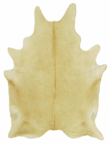 Cow Hide Rug - Natural