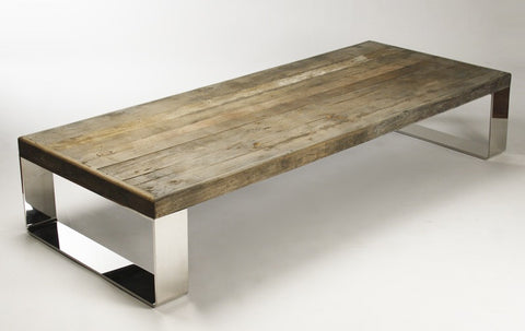 Darren Reclaimed Wood Coffee Table