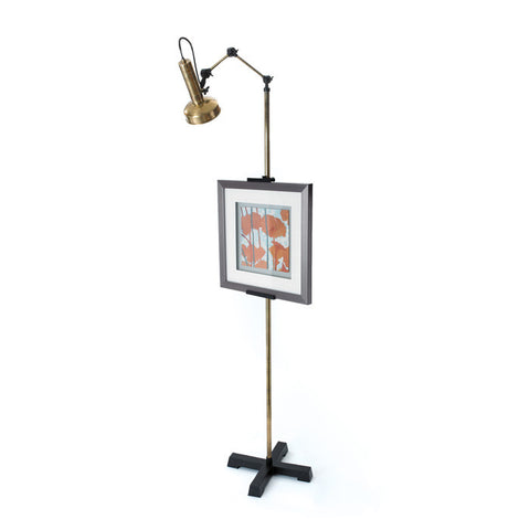 Easel Floor Lamp