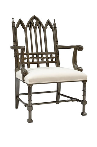 Gothic Wood Chair