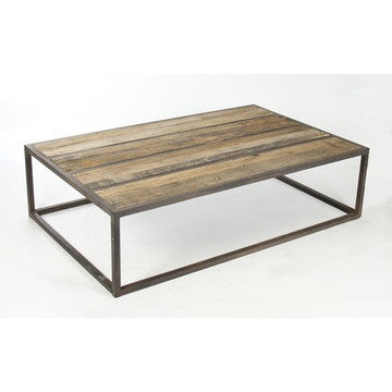 Liesbeth Recycled Wood Coffee Table