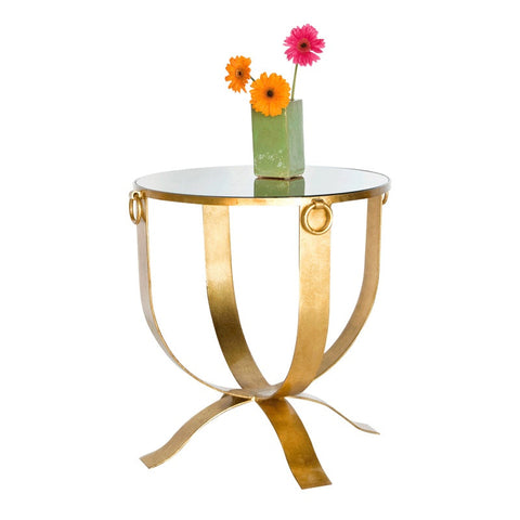 Milano Side Table - Worlds Away