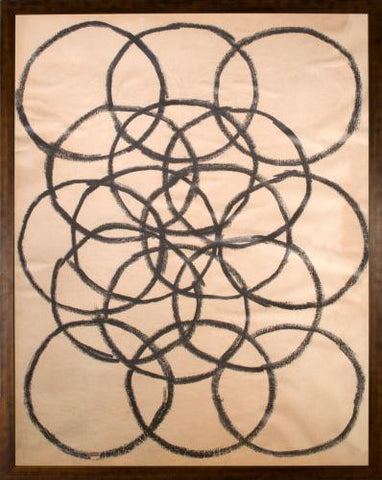 Peter Dunham Circles or Squares - Natural Curiosities