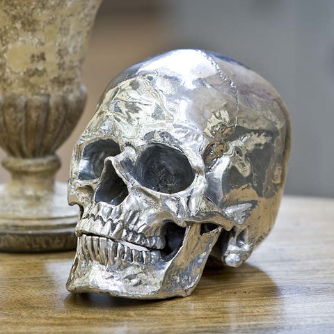 Metal Skull - Home Accessories