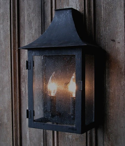 Madison Exterior Pocket Wall Light