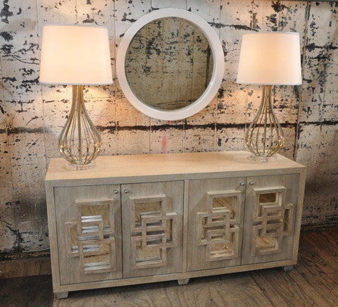 Crosby Entertainment Console - Worlds Away