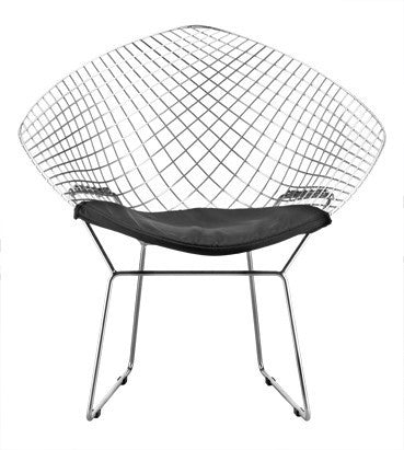Wire Net Chair