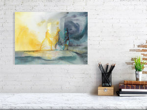 Morning Light - Limited Edition Print