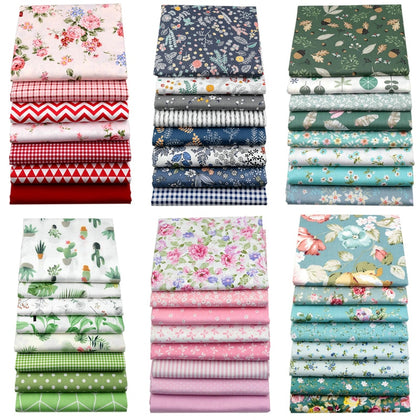 Cotton Fabric Printed Cloth - 99andco