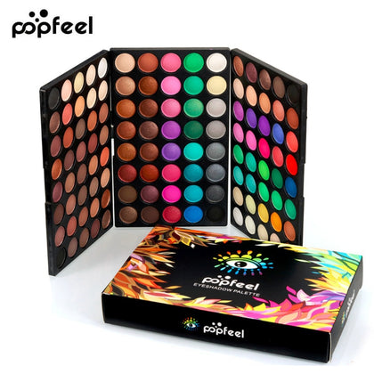 40 / 120 Colors Gliltter Eyeshadow Palette Matte - 99andco