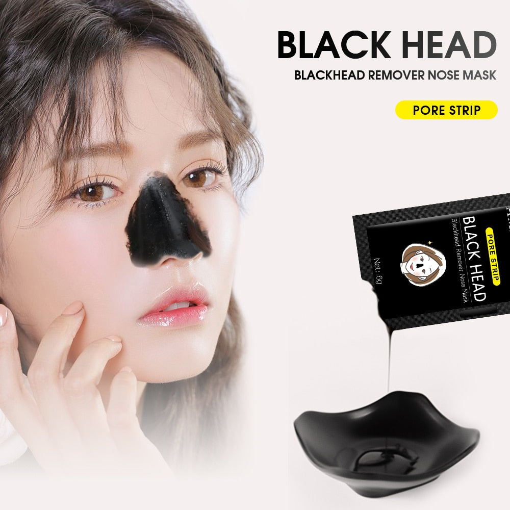 Face Mask Blackhead Remover Peel Off Deep Cleaning
