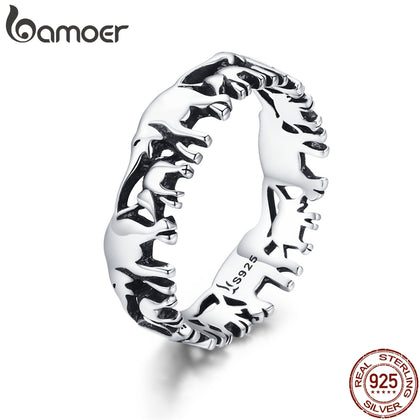 925 Sterling Silver Animal Collection Finger Rings for Women Jewelry 99andco.myshopify.com