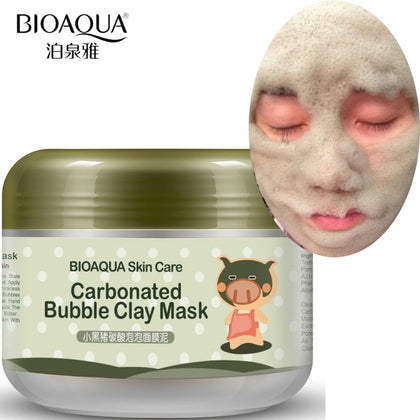Carbonated Bubble Face Mask - 99andco