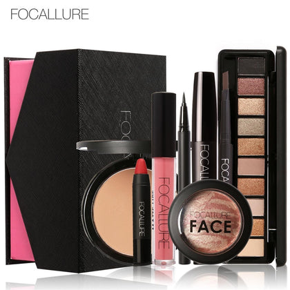 8Pcs Cosmetics Makeup Set - 99andco