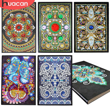 Diamond Painting Notebooks