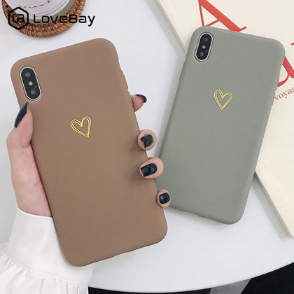 Lovebay Couples Phone Case For iPhone - 99andco