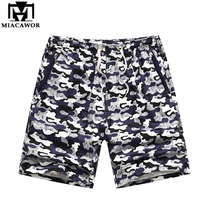 Camouflage Casual Men Shorts Summer - 99andco