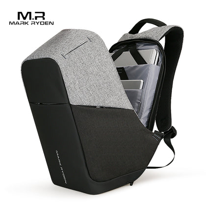 Multifunction USB charging Men 15inch Laptop Backpacks - 99andco