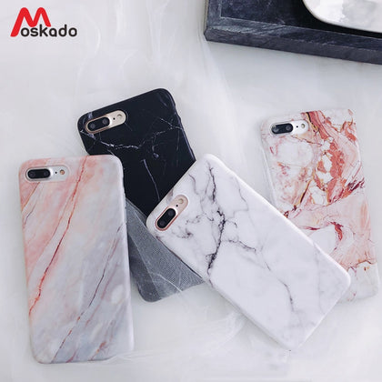 Marble Phone Case For iPhone - 99andco