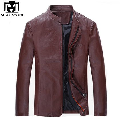 Fashion Men Leather Jackets - 99andco