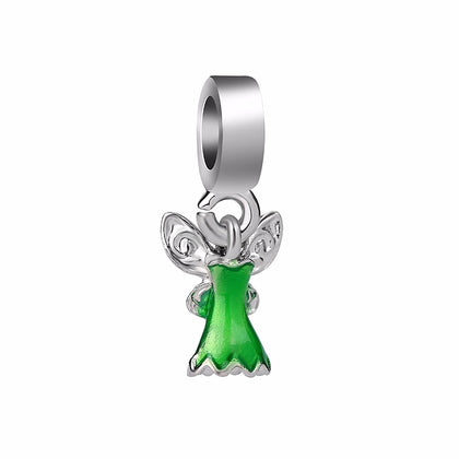 Lovely Green Tinkerbell Charms