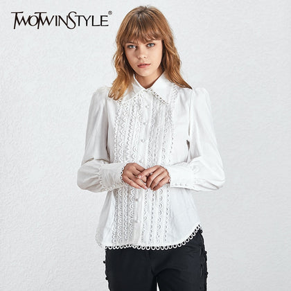 Elegant Shirts Blouse Women - 99andco