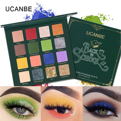 Eye Shadow Palette 16 Colors - 99andco