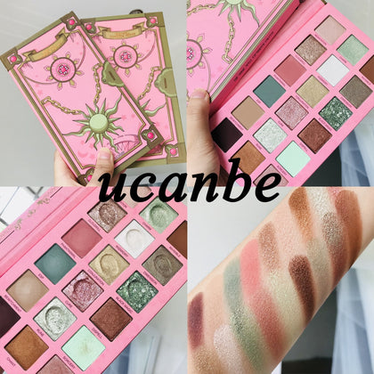 Eyeshadow Palette Makeup 18 Colors - 99andco