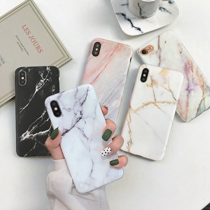 Marble Case For  iphone - 99andco