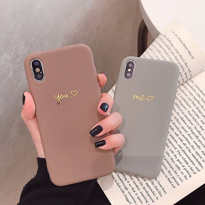 I Love U Case for iphone - 99andco