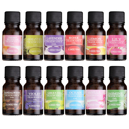 Water-soluble Flower Fruit Essential Oil Relieve Stress - 99andco