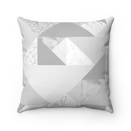 Spun Polyester Square Pillow - 99andco