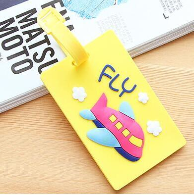 Travel Accessories Creative Luggage Tag