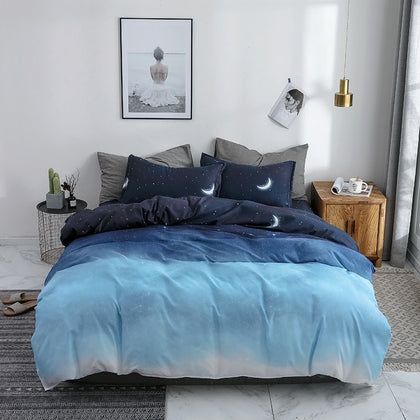 Starry Night Sky Bedding Sets - 99andco