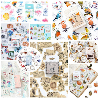 Cute Stickers for Scrapbooking - 99andco