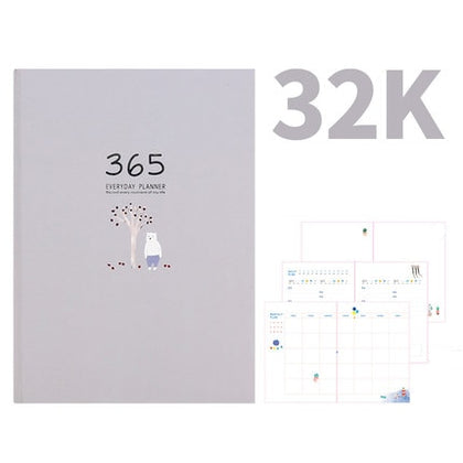 365 Planner 2020 Notebooks - 99andco
