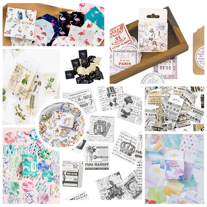 Lovely Stickers Pack for Scrapbooking - 99andco