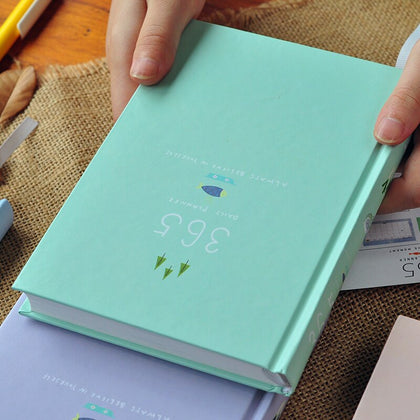 365 Day Plan Notebook - 99andco