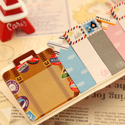 Sticky notes / Memo pad set - 8 - 99andco