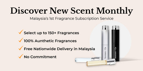 Scentses + Co | Malaysia's First Fragrance Subscription