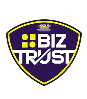 Click to learn more | BizTrust Secure Seal
