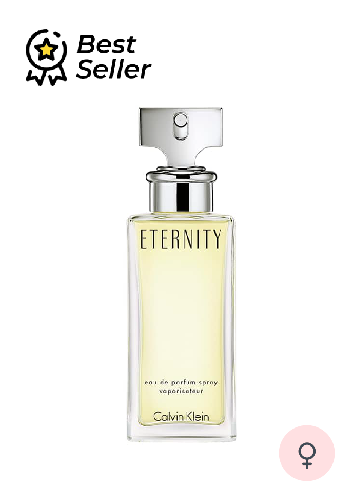 Calvin Klein Eternity EDP - Scentses + Co
