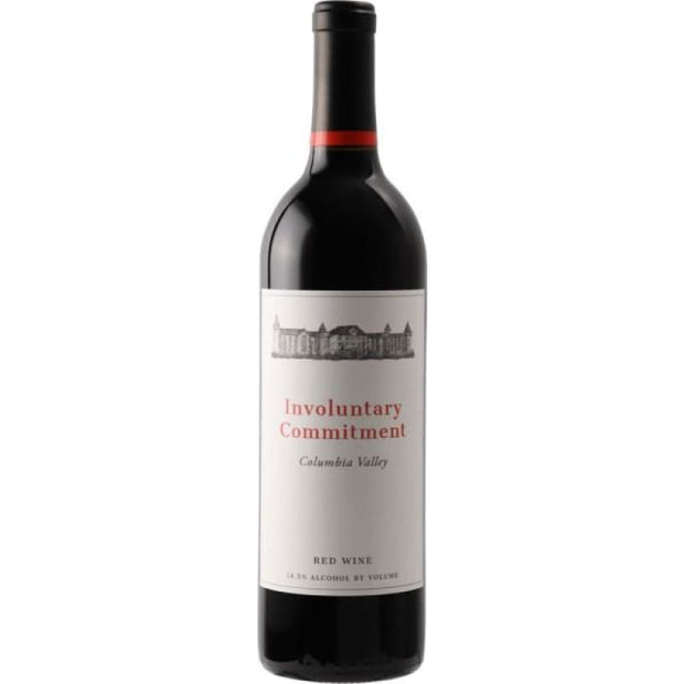 Andrew Will Involuntary Commitment Columbia Valley 2017 - Wine