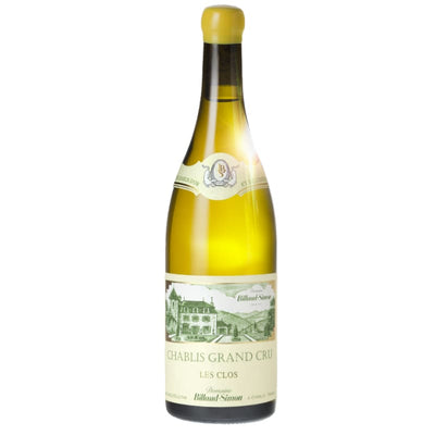 Billaud Simon Chablis Les Clos 2017 - Wine