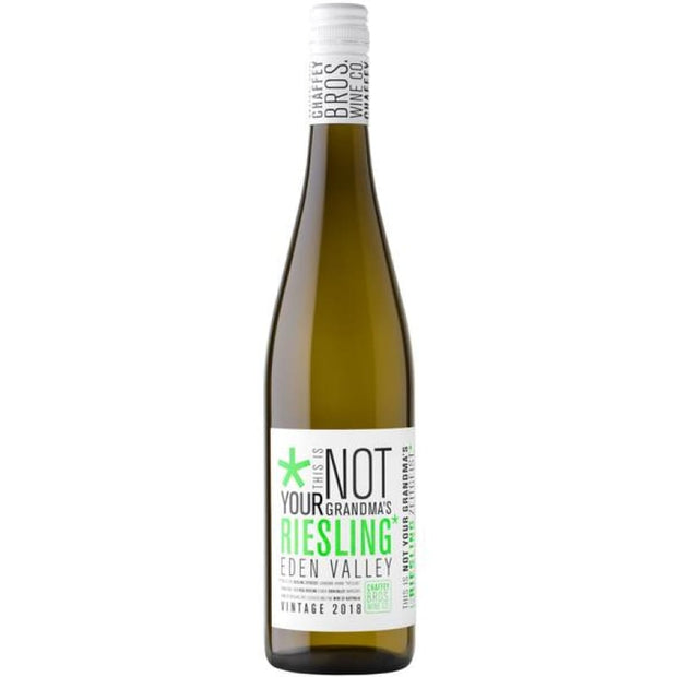 Chaffey Brothers Not Your Grandmas Riesling 2018 - Wine