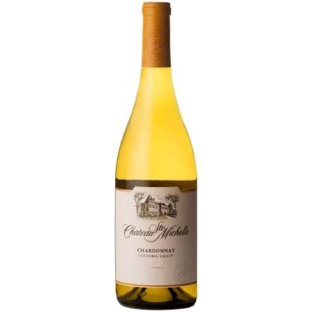Chateau Ste. Michelle Columbia Valley Chardonnay 2017 - Wine