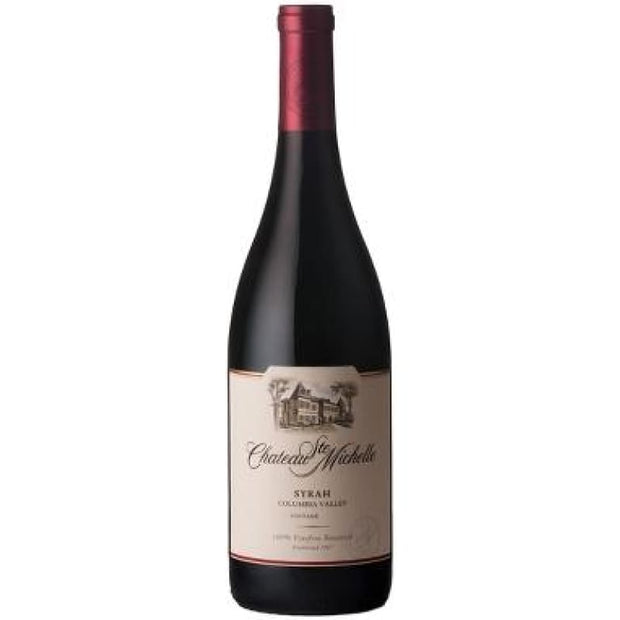 Chateau Ste. Michelle Columbia Valley Syrah 2017 - Wine